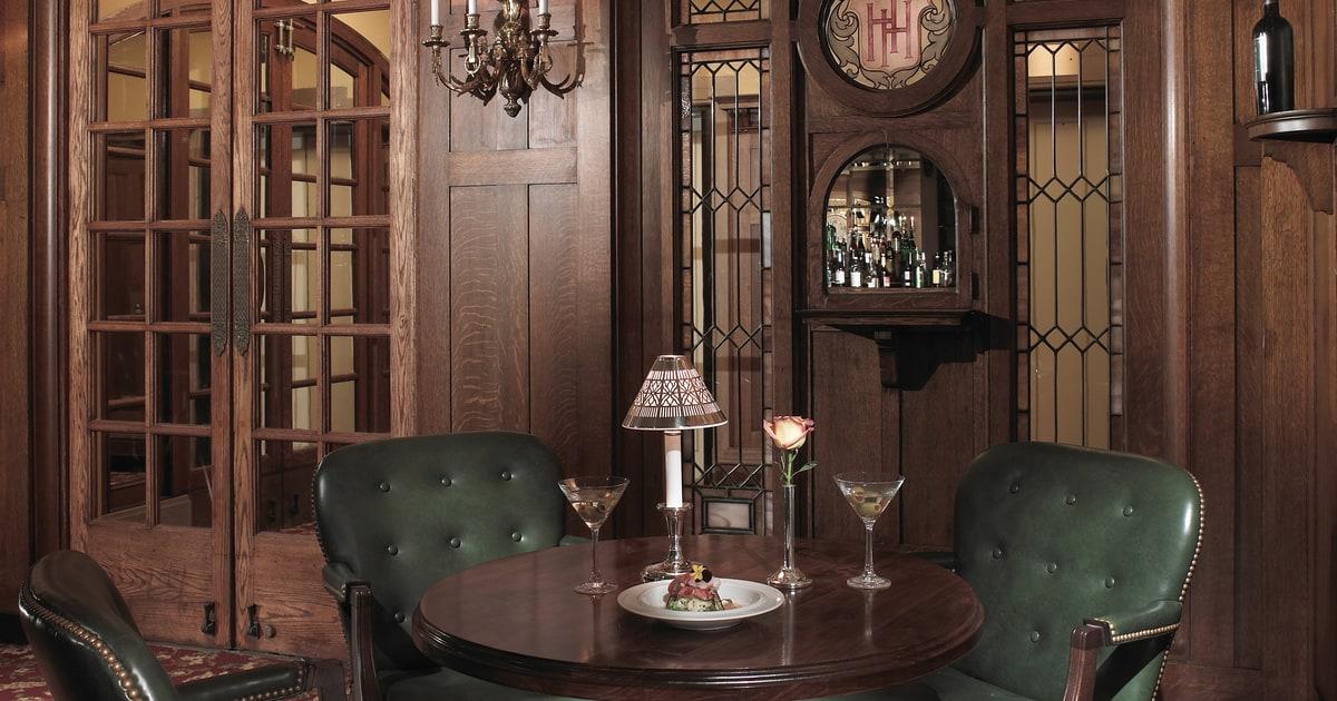 capitol grille at the hermitage hotel nashville tn the 20 best hotel bar. Black Bedroom Furniture Sets. Home Design Ideas