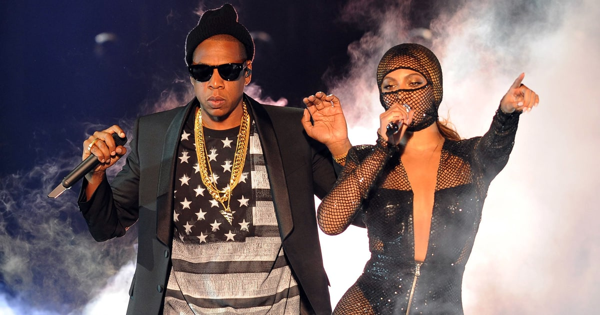 Beyonce and jay zs first on the run tour song by song rolling beyonce and jay zs first on the run tour song by song rolling stone malvernweather Gallery