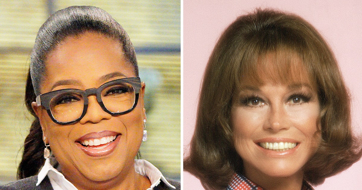 Oprah Winfrey: Mary Tyler Moore Inspired My Show