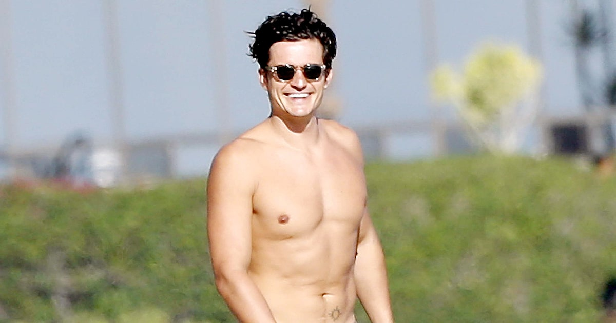 The Best Reactions to Orlando Bloom's Naked Paddleboarding ... Orlando Bloom Paddle Boarding