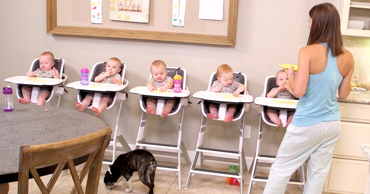 39 outdaughtered 39 parents wrangle quintuplets in season 2 for Where is danielle s dad on outdaughtered