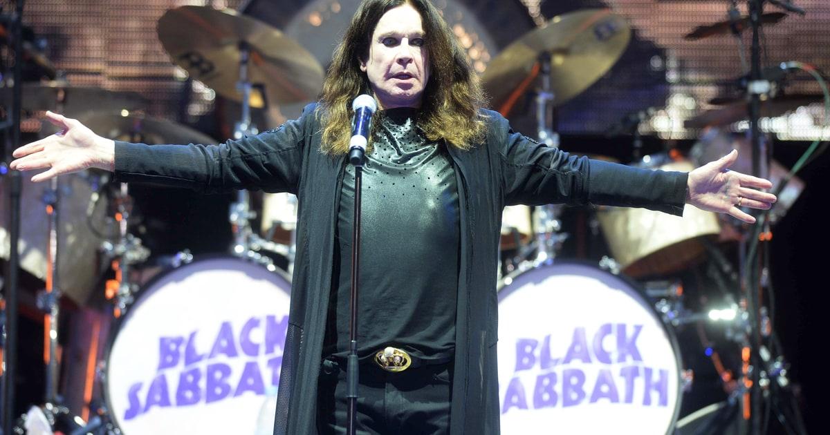 Ozzy Osbourne Talks New Solo Album, Legalizing Marijuana ...