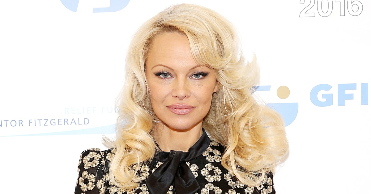 Pamela anderson porno can't handle