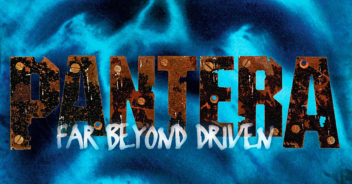 Once Driven Reviews >> Pantera, 'Far Beyond Driven' (1994) | The 100 Greatest Metal Albums of All Time | Rolling Stone