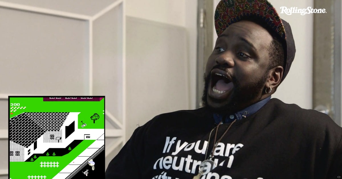 See Atlanta Star Paper Boi Play Paperboy Talk Hip Hop Rolling Stone
