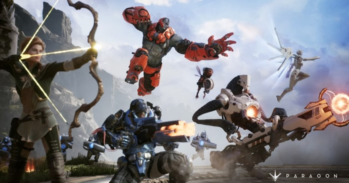 Epic Games: I'm not sure what lessons to learn from 'Paragon'