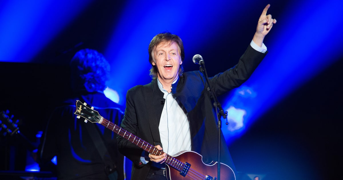 PAUL MCCARTNEY GIRA POR LATINOAMÉRICA