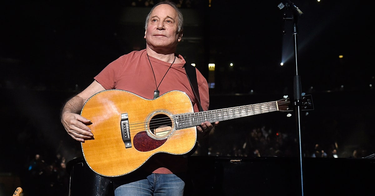 Paul Simon Plots Final Leg Of Farewell Tour Rolling Stone