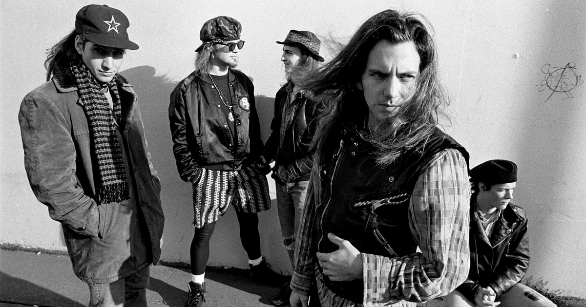 Pearl Jam's 'Ten': 10 Things You Didn't Know - Rolling Stone