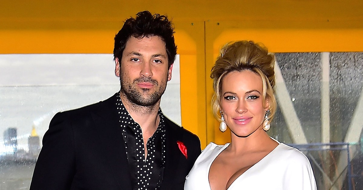 Peta Murgatroyd Gives Birth to Baby Boy With Maks Chmerkovskiy