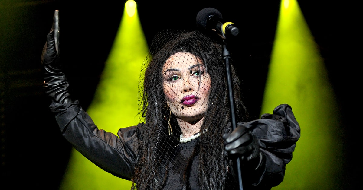 Pete Burns Pete Burns Dead: Dead ...