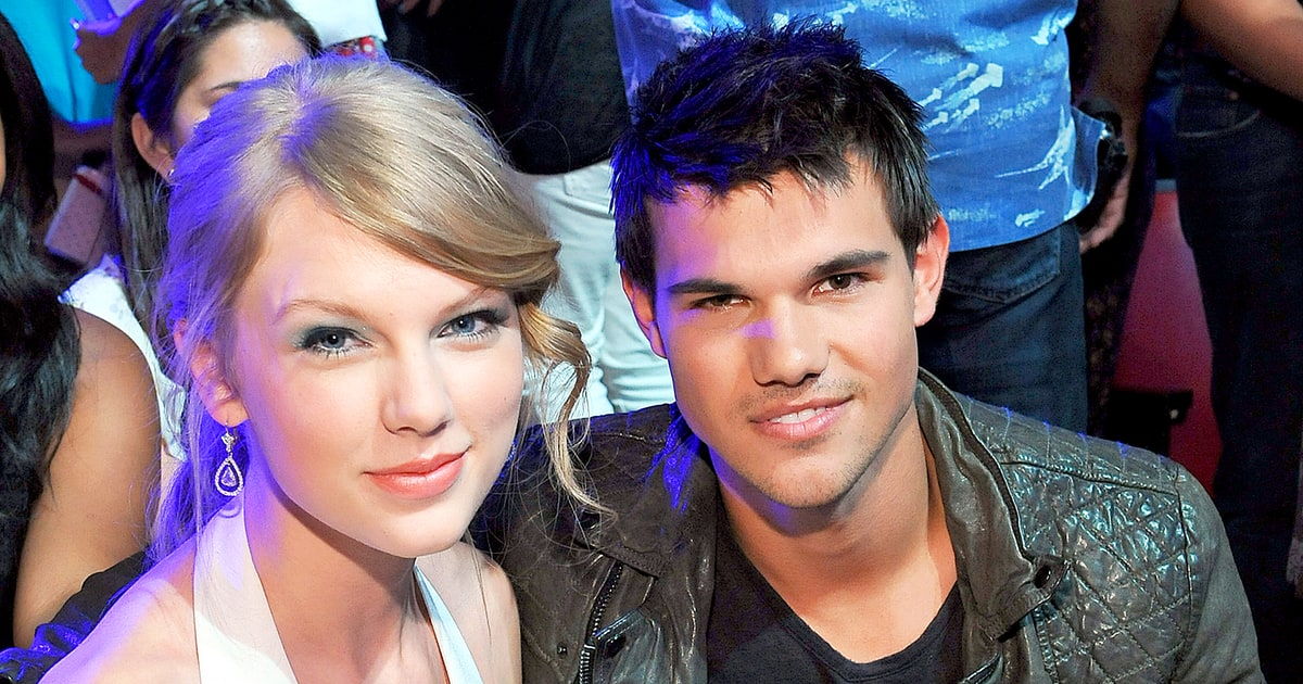 Taylor Lautner Jokes About Having Ex Taylor Swifts Phone Number In