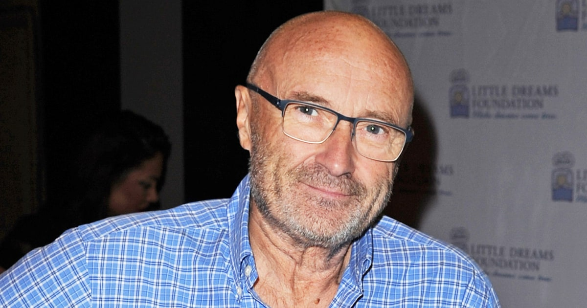 phil collins witnessed princess diana s affair and 7 more