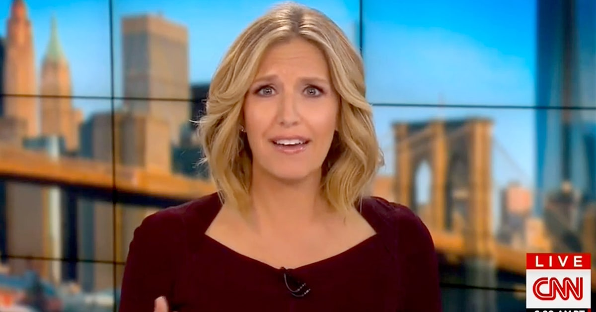 CNN's Poppy Harlow Passes Out on Live TV - Us Weekly