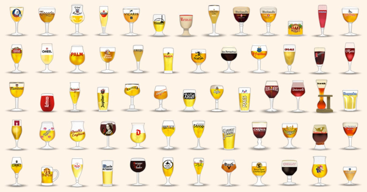 Finally A Beer Emoji Keyboard For Your Phone Men S Journal