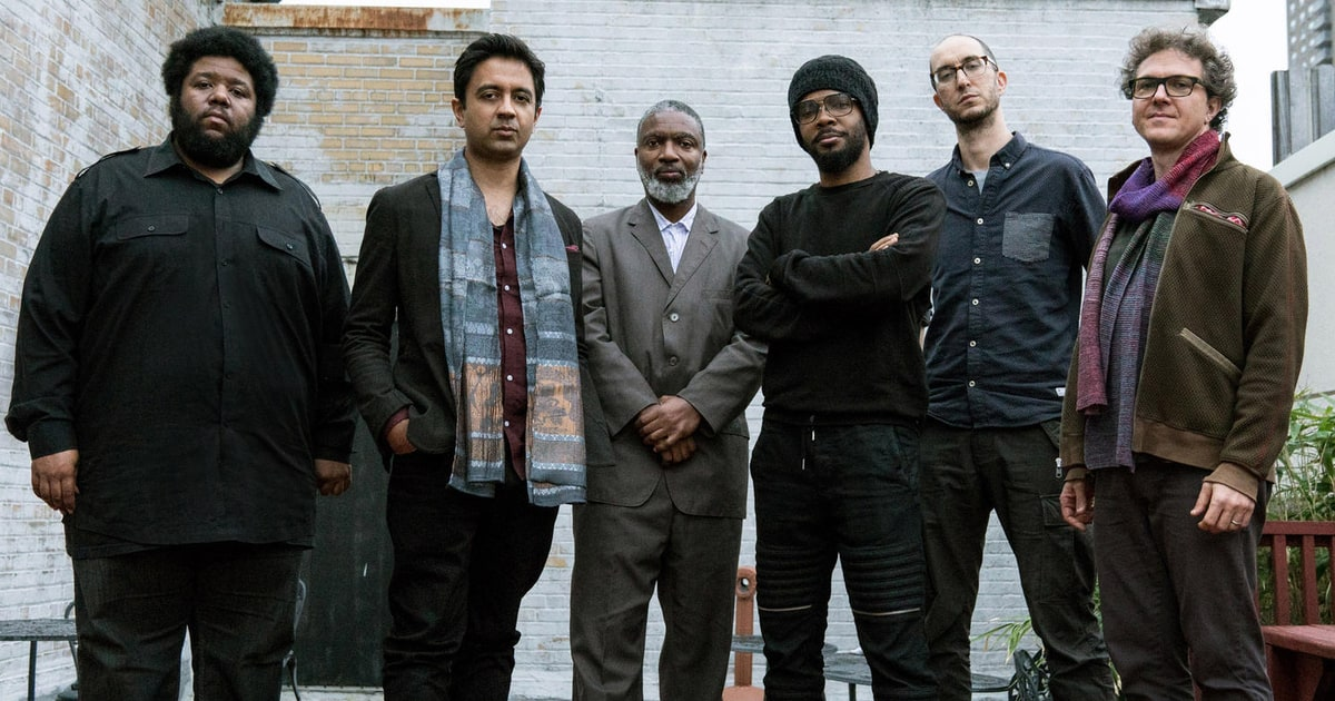 Review Vijay Iyer Sextet S Far From Over Rolling Stone