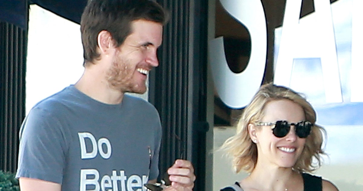 Rachel McAdams, Boyfriend Go On Cute Shopping Date - Us Weekly Rachel Mcadams Dating