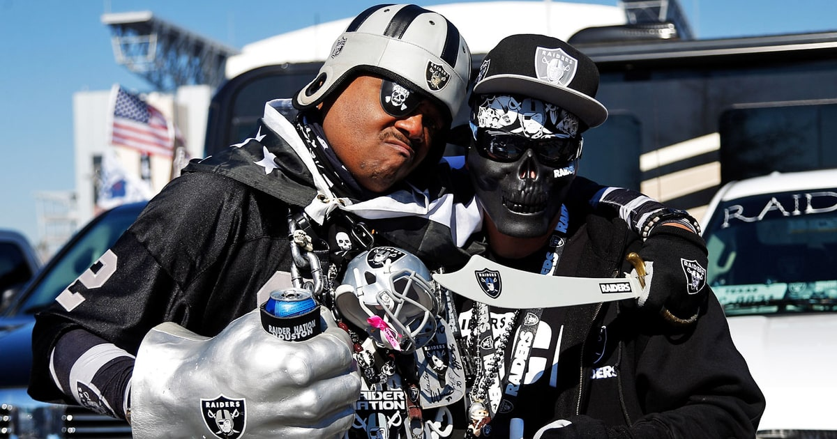 Raiders Fans Most Disrespected In American Sports