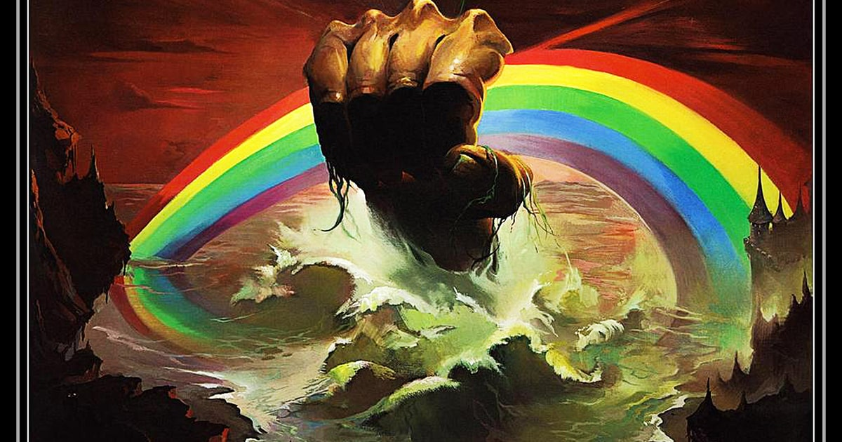 Rainbow Rising 1976 The 100 Greatest Metal Albums