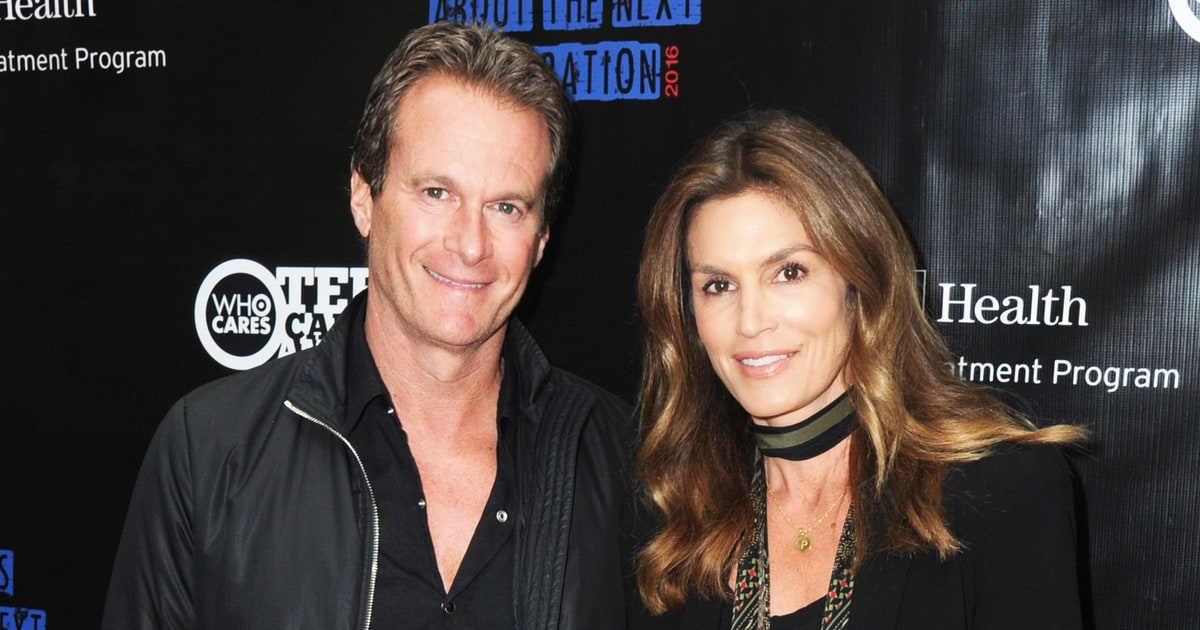 Cindy Crawford, Rande Gerber 'Very Excited' for Clooney Twins