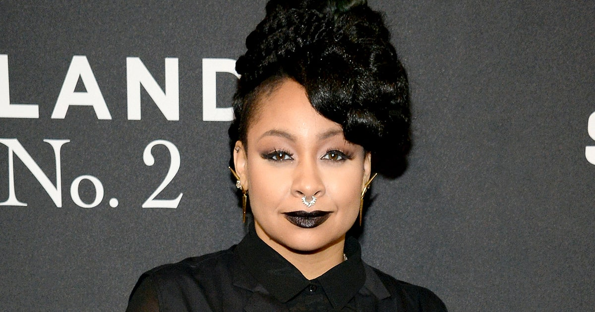 Raven Symone Being A Disney Star Made Me Hide My