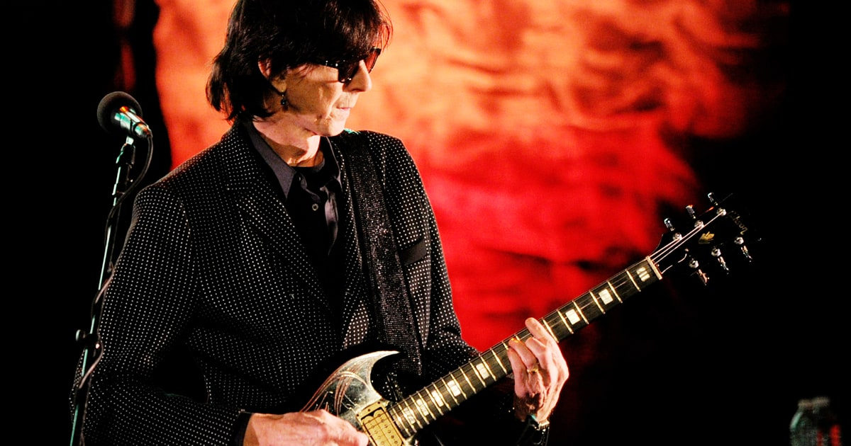 The Cars Ric Ocasek On The Rock And Roll Hall Of Fame