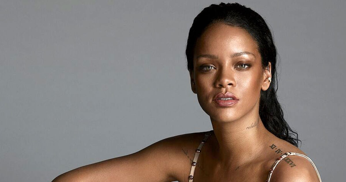 Rihanna denies beyonc 233 rivalry rumors us weekly