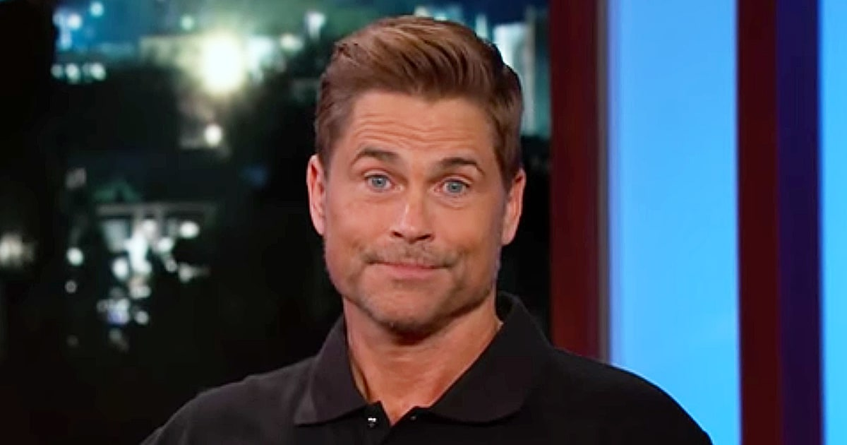 Rob Lowe Thinks Job Ad To Be His Assistant Is Pretty Good