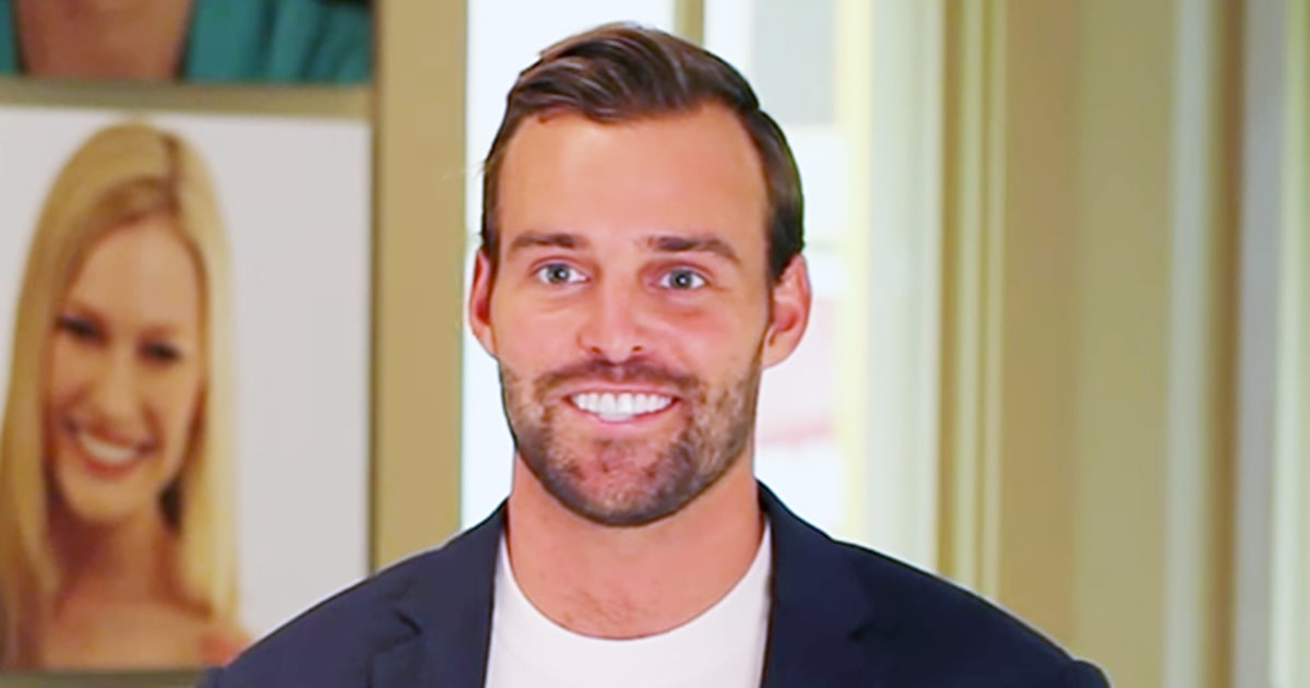 Bachelorette S Robby Hayes Opens Up About His Newly