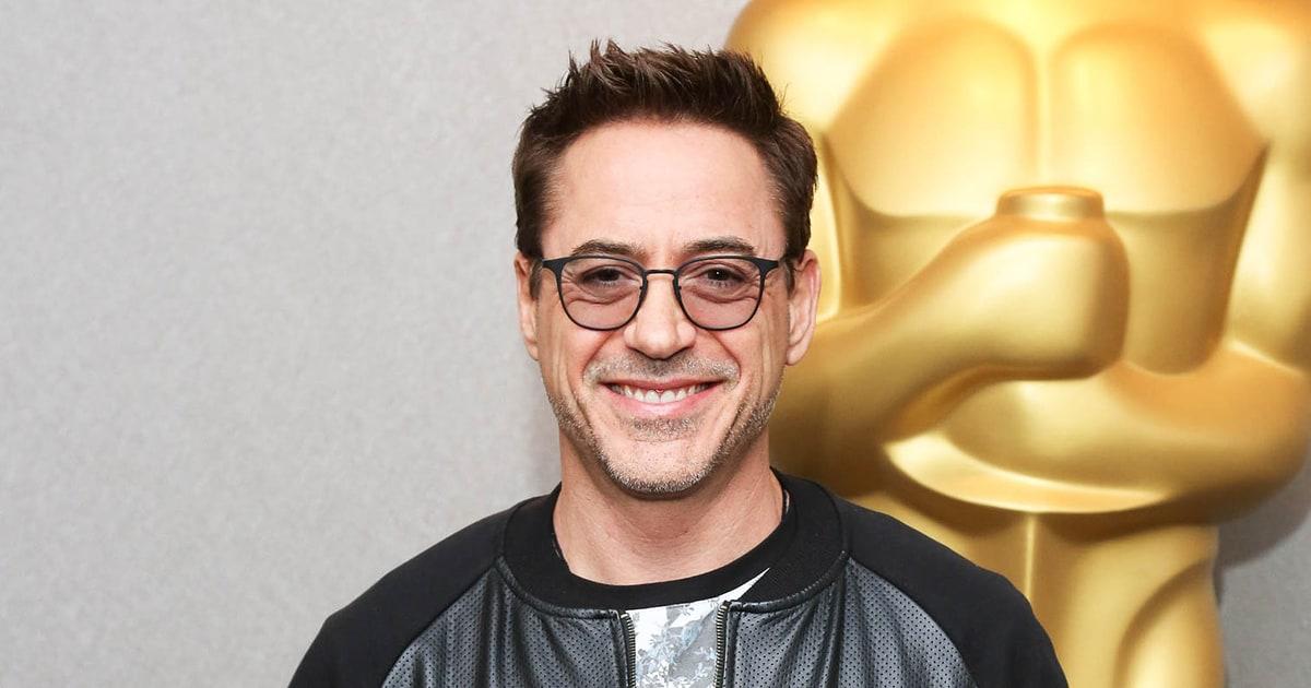 Robert Downey Jr. Offi... Robert Downey