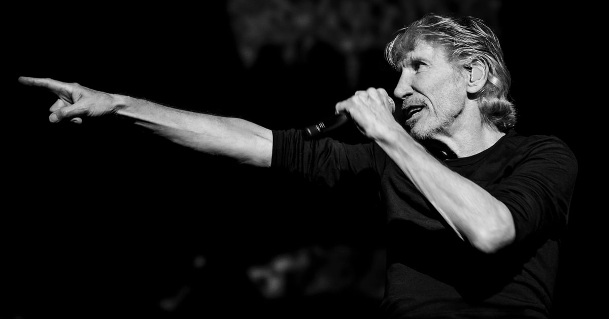 Roger Waters New Tour