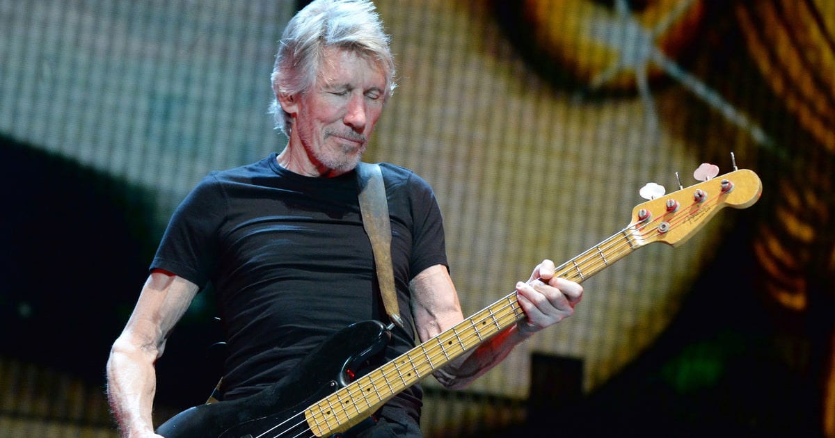 Roger Waters Details Spectacular Us Them Tour