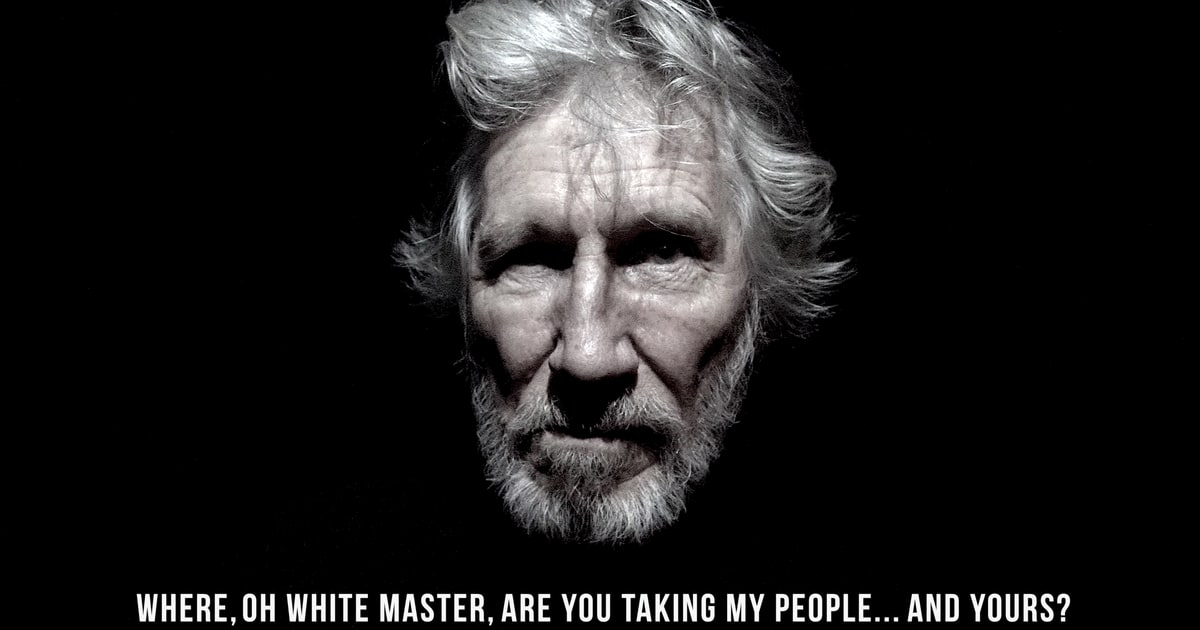 Hear Roger Waters Recite Palestinian Poem in New Song 'Supremacy'