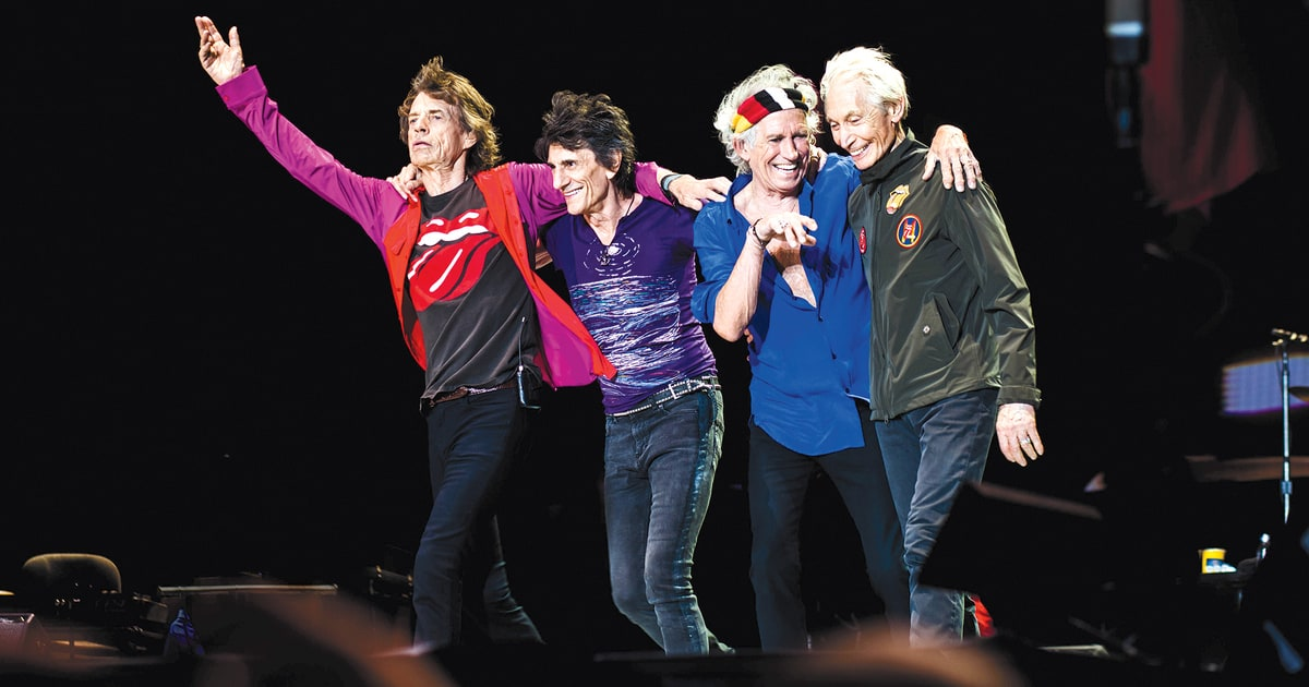 Rolling Stones No 3