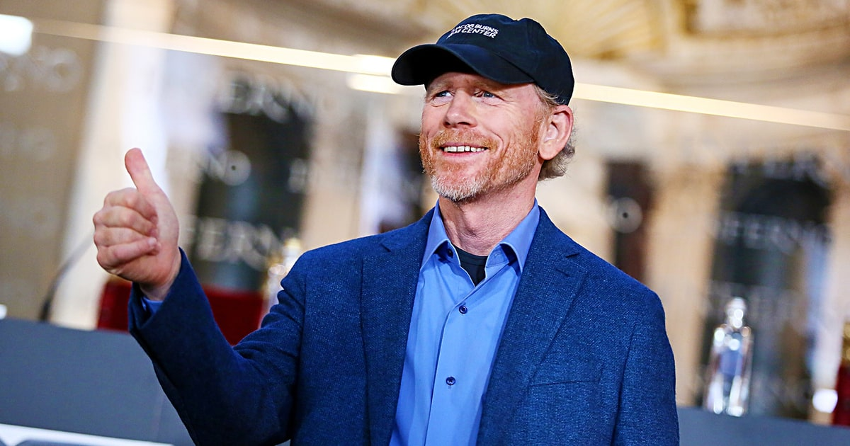Rock And Roll Games >> Ron Howard to Direct, Produce 'Hillbilly Elegy' Movie ...