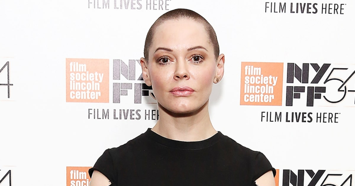 Rose McGowan: I Was Raped by a Top Hollywood Exec - Us Weekly