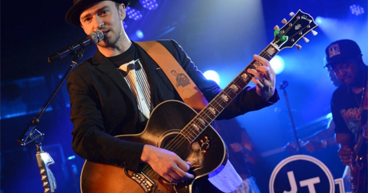 SXSW 2013: Justin Timberlake Brings Hard-Rock Energy to ... Justin Timberlake Tour Austin
