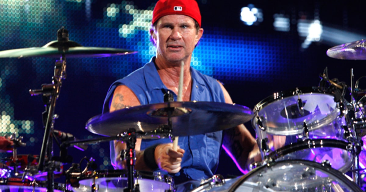 New Country Mini >> Chili Peppers' Chad Smith Lobbies for Music Education in ...