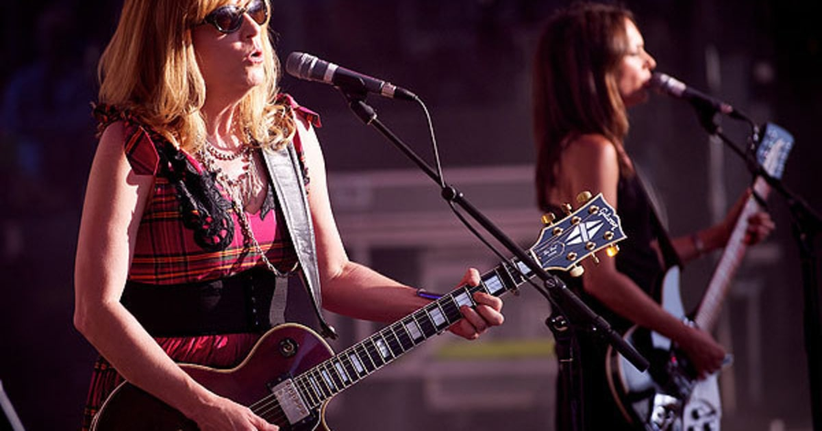 The Bangles | Lilith Fair 2010 | Rolling Stone