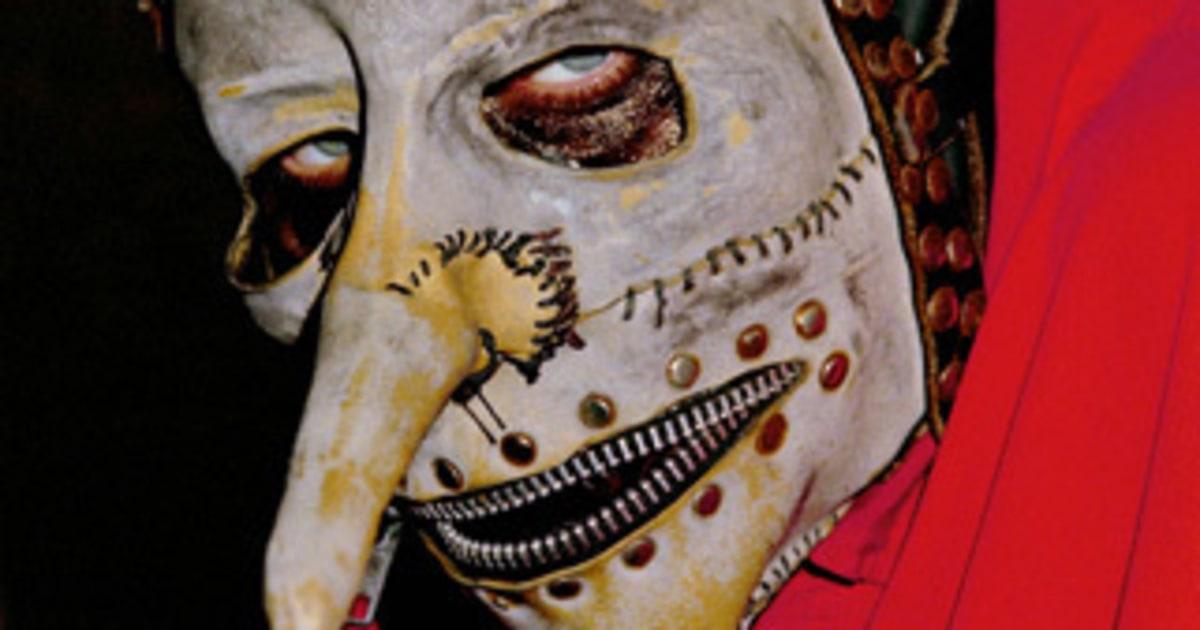 slipknot chris mask  eBay