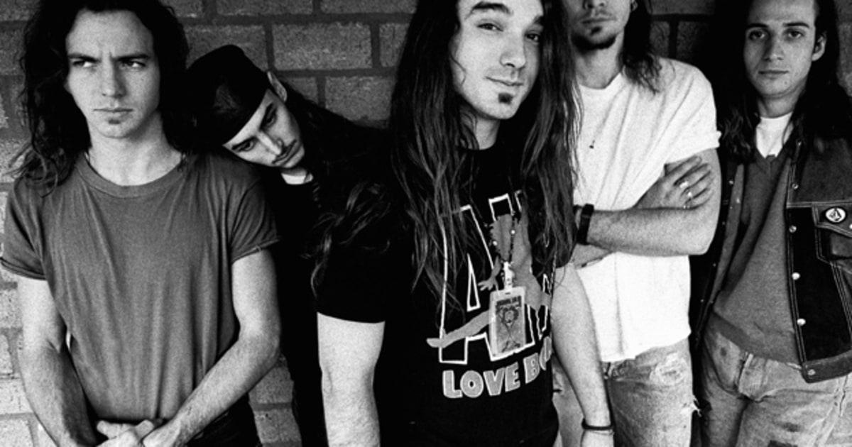 Chili Peppers Nirvana Pearl Jam Overshadow Grateful Dead