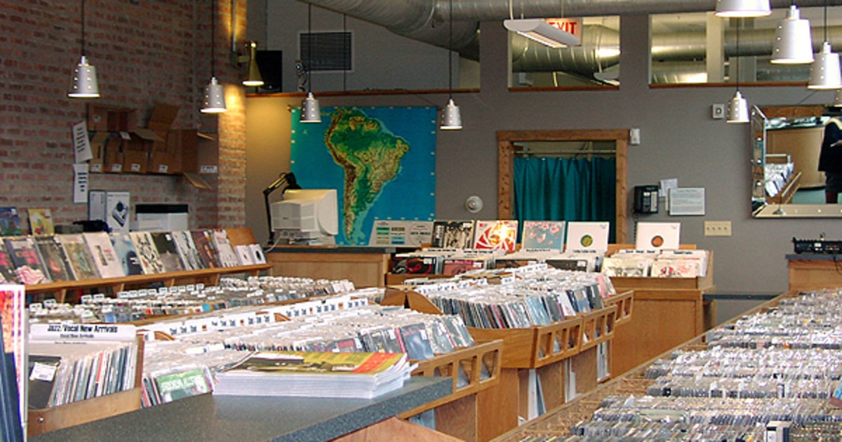 Dusty Groove The Best Record Stores In The Usa Rolling