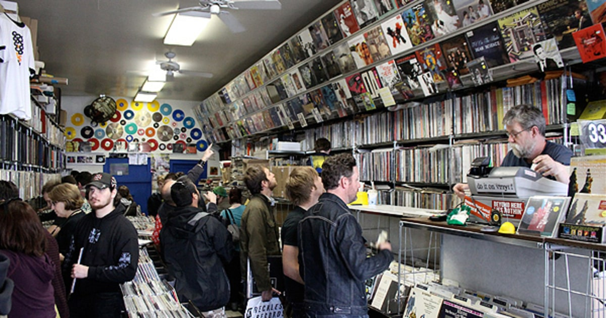 Dave S Records The Best Record Stores In The Usa