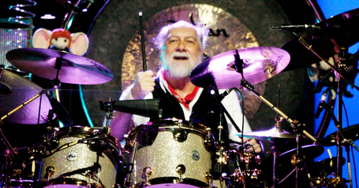 Mick Fleetwood Separate From Wife Rolling Stone