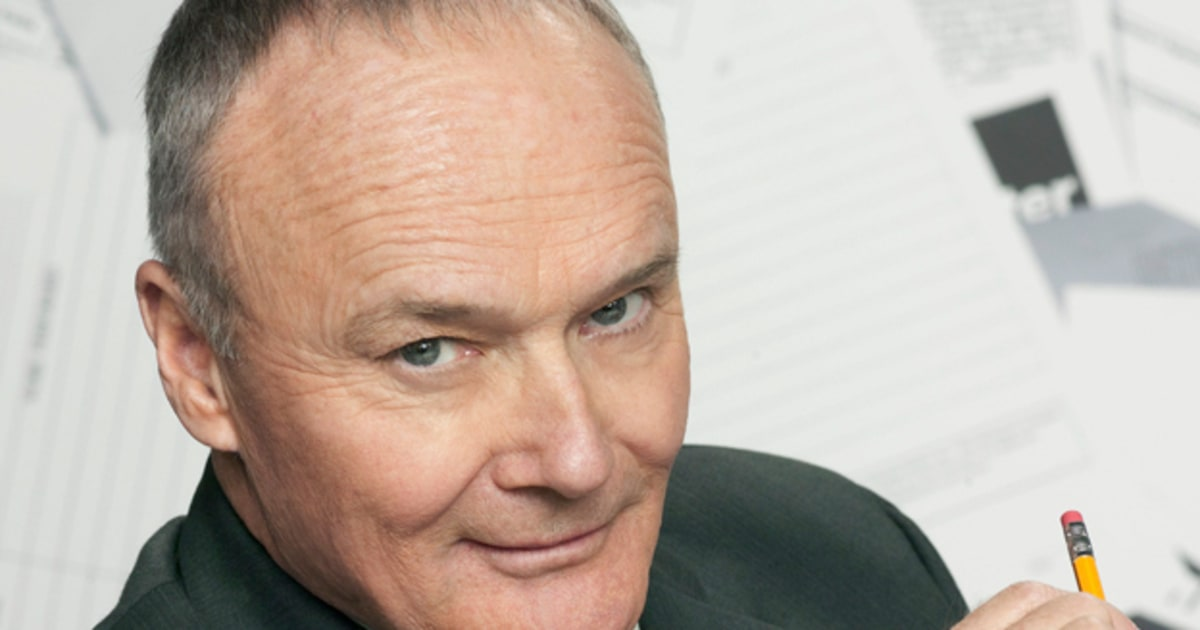 Creed Bratton On 'The Office' Finale: All Tied Up 'With A