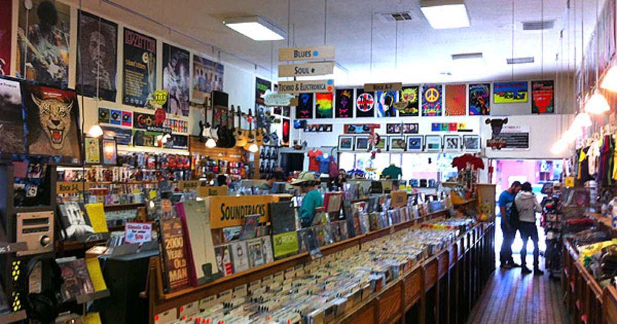 Boo Boo Records The Best Record Stores In The Usa