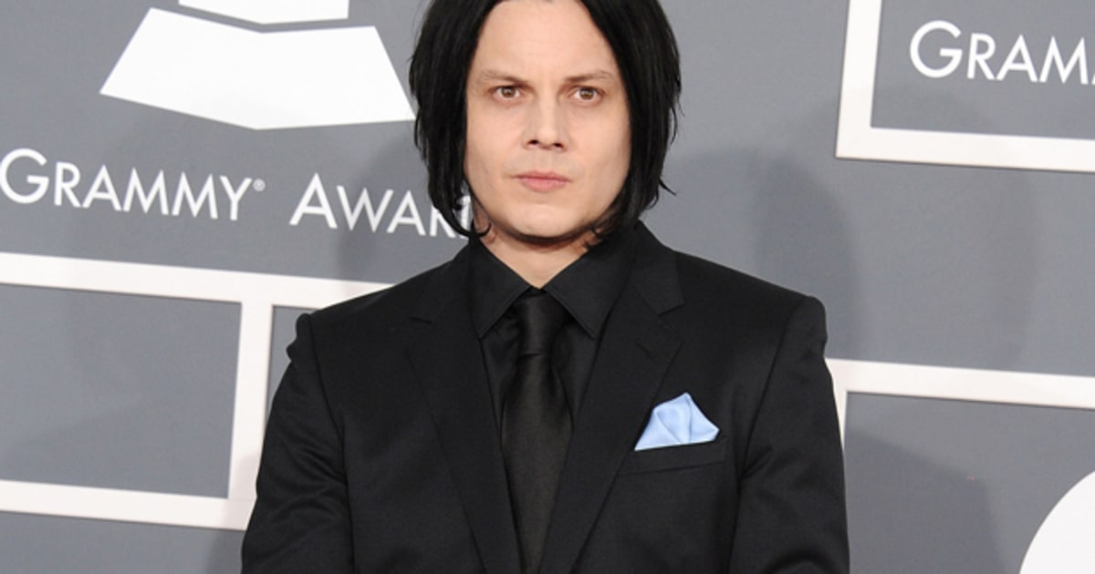 Jack White On Us Achtung Baby White Covers Love Is Blindness For Great Gatsby