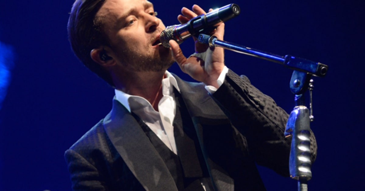 Justin Timberlake Lines Up '20/20 Experience World Tour ... Justin Timberlake Tour Austin
