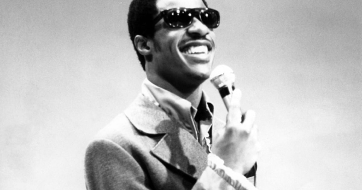 Stevie Wonder: 'I Love Getting Into as Much Weird Shit as ...