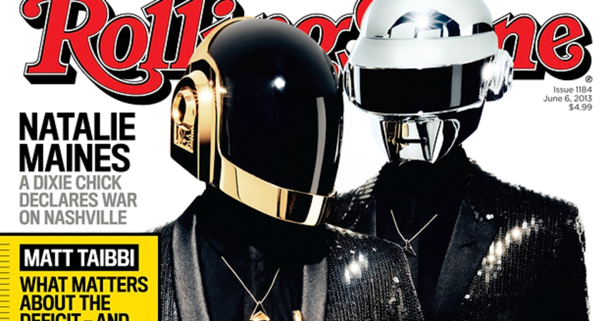 Why Daft Punk Wear Helmets - Rolling Stone